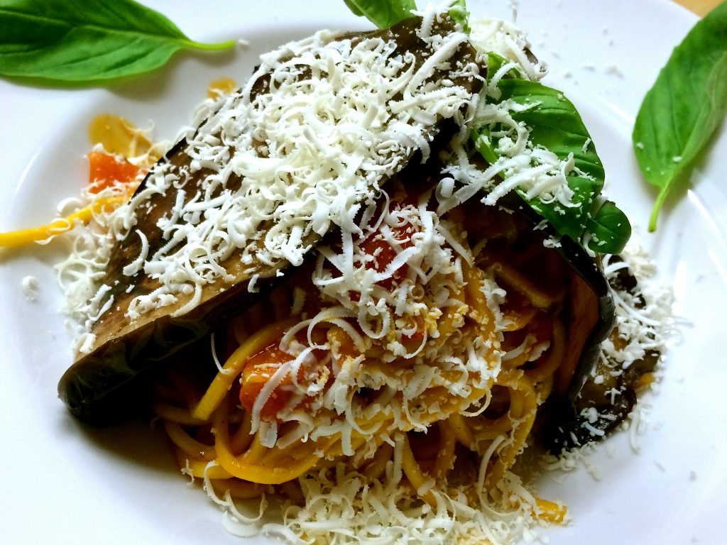 Great meals with eggplant